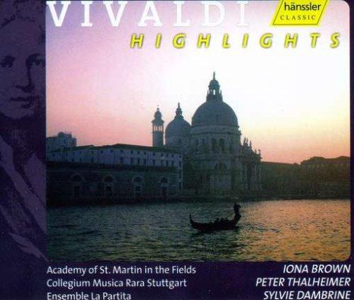 Vivaldi Highlights
