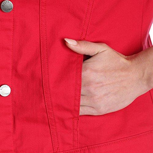 926d898b Riders by Lee Indigo Women's Stretch Denim Jacket - Click Buy Smile