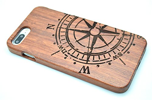 Iphone 7/8 wooden case, phantomsky[luxury series] premium quality handmade natural wood cover for your smartphone… 3 handmade natural eco-friendly wood makes the distinctive style and easy-to-use. Unique and authentic pattern makes your smartphone look more attractive. Elegant design, superior quality wood material make your smartphone and tablet stand above others!