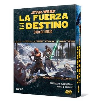 Star Wars La Fuerza Y El Destino Caja De Inicio Juego De Mesa