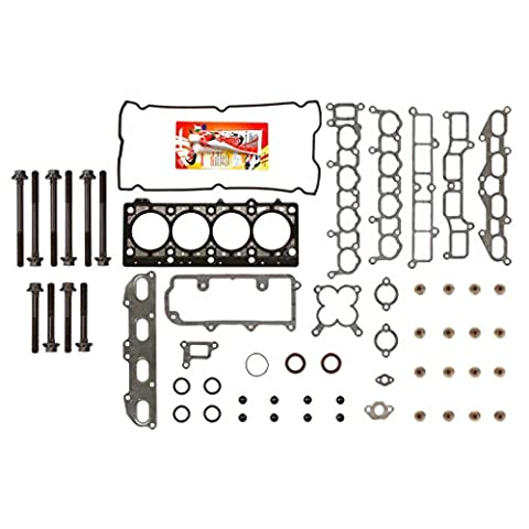 95-99 Dodge Avenger Neon Mitsubishi 2.0 DOHC 420A Head Gasket Set Head Bolts (99 Eclipse Gasket)