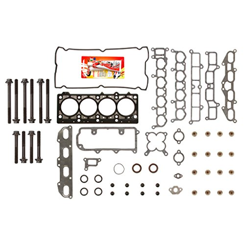 95-99 Dodge Avenger Neon Mitsubishi 2.0 DOHC 420A Head Gasket Set Head Bolts (Dohc Neon Dodge)