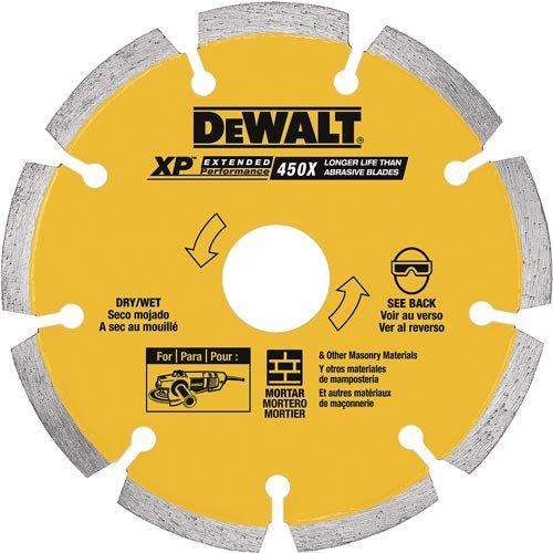 DEWALT DW4739 0.250 XP Diamond Tuck Point Blade, 6-Inch