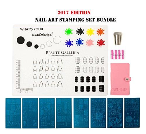 Beaute Galleria Manicure Stamping Bundle