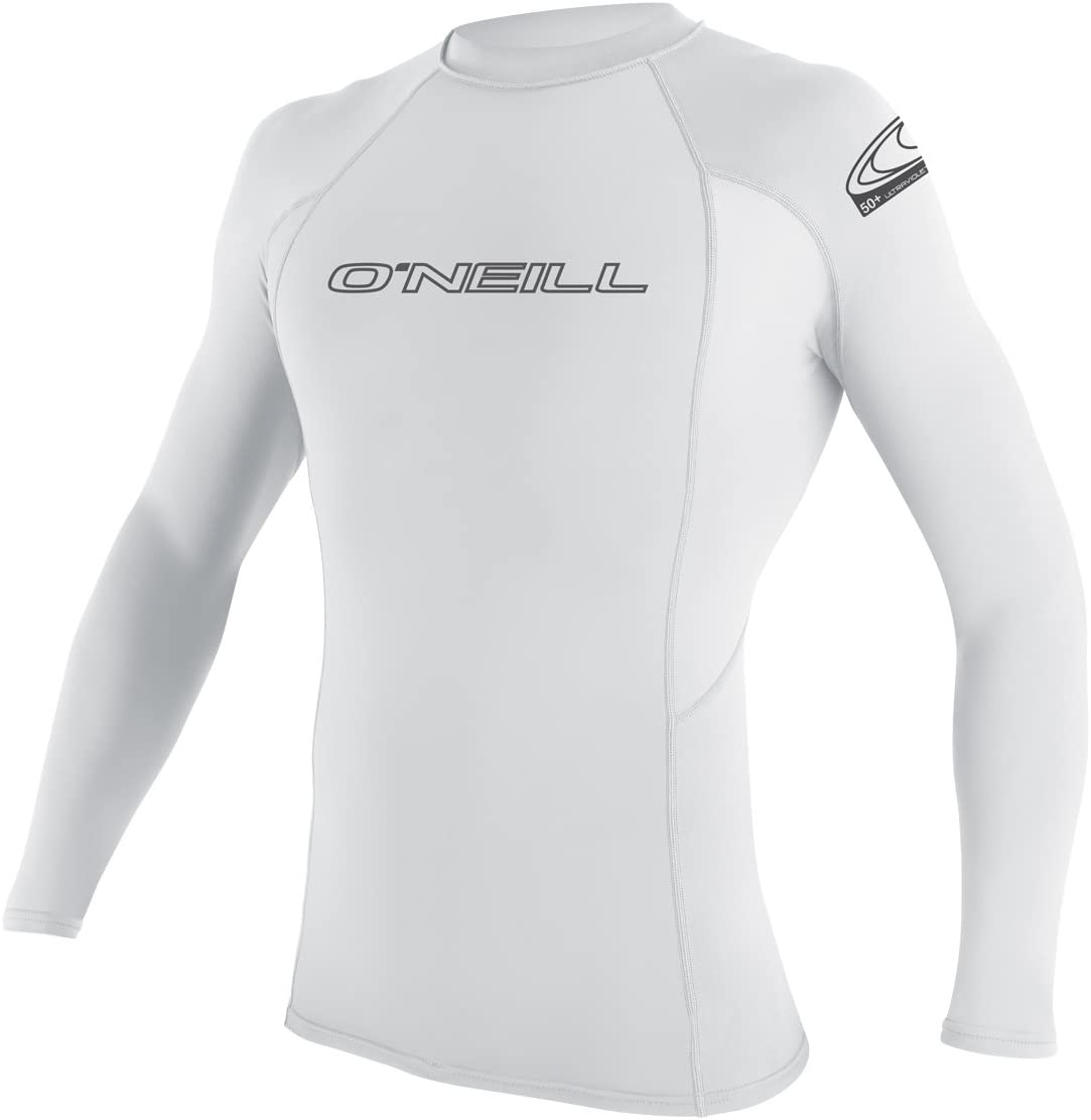 ONEILL WETSUITS Basic Skins L//S Crew Veste Manches Longues Homme