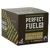 Perfect Fuel Chocolate Dark Energy Bite & Espresso Box, 15 Ounce
