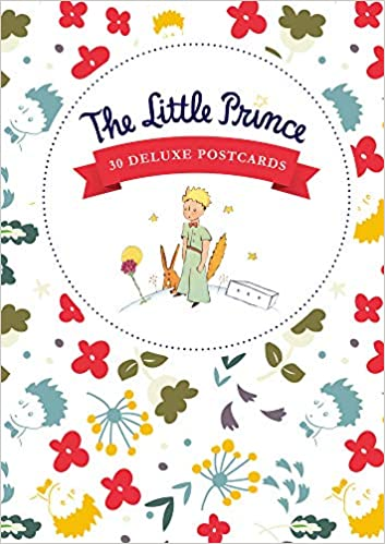 Amazoncom The Little Prince 30 Deluxe Postcards 9782374950136