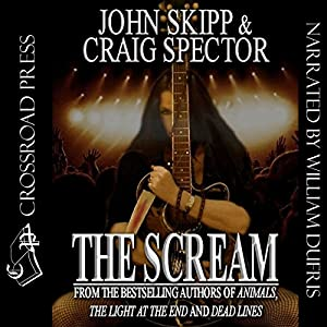 The Scream Audiobook