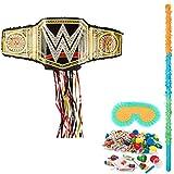 BirthdayExpress WWE Party Supplies Belt Pinata Kit