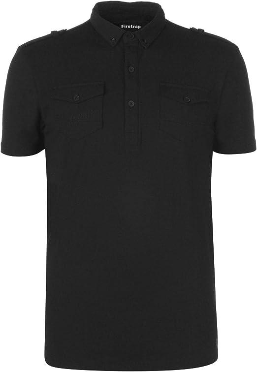 Firetrap Polo Shirt Boys Slim Fit Tee Top