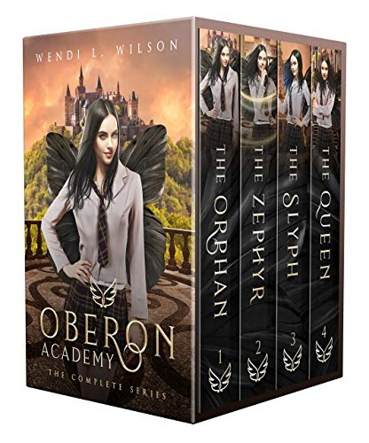 Oberon Academy: The Complete Series by Wendi Wilson ebook deal