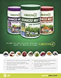 Greens+ Advanced Multi Raw Superfood | Essential Blend of Raw Green Foods, Superfruits and Sea Vegetables Powder | Vegan | Dietary Supplement | Non - GMO, Soy Dairy & Gluten-Free | Size 9.4oz