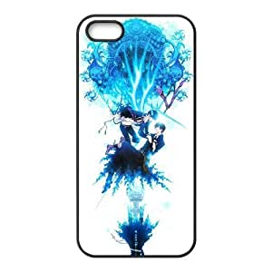 iPhone 4 4s phone case Black Blue Exorcist AADE3524475
