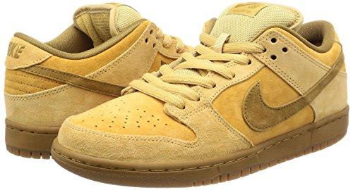 Med Brown Nike Da Iw Uomo Scarpe Wheat Pro Dunk gum Skateboard Twig Low Dune ZqwgZ7O