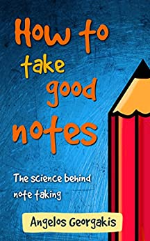How take good notes science ebook