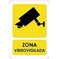 Oedim Señaletica de Videovigilancia 14,8x21cm | Señaletica en