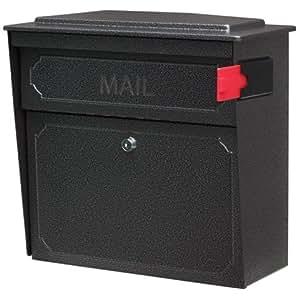 Mail Boss 7175 Townhouse Locking Wall Mount Mailbox