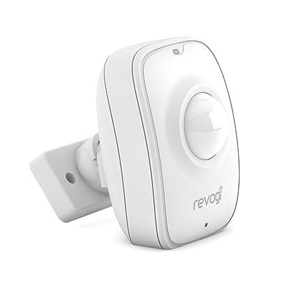 Revogi para Cyber Express Electronics detector de movimiento conectable para Kit Smart Sense controlable por Smartphone