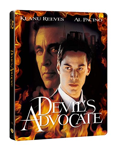 The Devil/Demon Of The Door Blue Ray Edition Steel Book specification (Quantity Limited Production) Devil's Advocate [Blu-ray]  ()