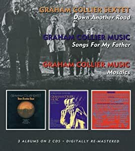 Down Another Road/Songs For My Father /  Graham Collier