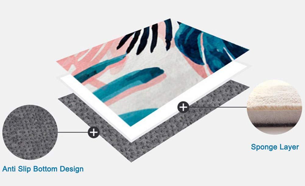Insun Teppich Teppich Teppich Moderner Geometrische Formen Kurzflor Teppich Anti Rutsch Abwaschbarer Stil 11 160x230cm B07J3WJCMB Teppiche 9f3a23