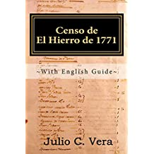 Censo de El Hierro de 1771: With English Guide