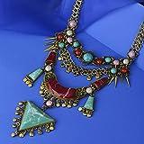 Miraculous Garden Womens Silver Plated Crystal Rhinestone Wedding Hypoallergenic Pierced Drop Dangle Earrings