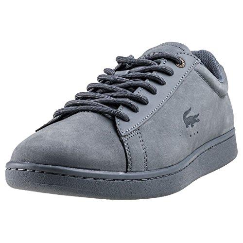 Lacoste Carnaby Evo Herren Sneaker Blau Blue|grey