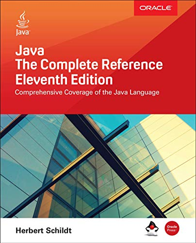 Java: The Complete Reference, Eleventh