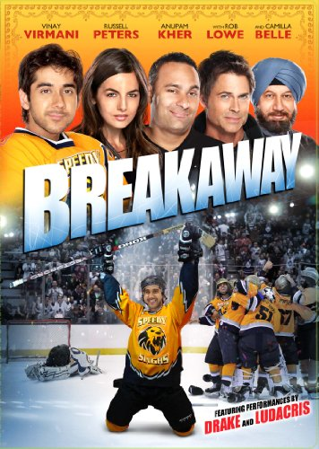 Breakaway -  DVD, Rated PG, Robert Lieberman