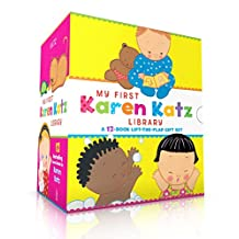 My First Karen Katz Library: Peek-a-Baby; Where Is Baby's Tummy?; What Does Baby Say?; Kiss Baby's Boo-Boo; Where Is Baby's Puppy?; Where Is Baby's Birthday Cake?; How Does Baby Feel?; What Does Baby Love?;  Baby Loves Winter!; Baby Loves Spring!; Baby Loves Summer!; Baby Loves Fall!