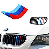lanyun M Color kidney Grille Insert Trims cover For BMW E90 E91 3...
