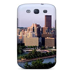 Quality Mobilephonecustomcases Cases Covers With Skyline 6 Nice Appearance Compatible With Galaxy S3