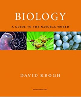 Biology A Guide To The Natural World With Mybiology 4th Edition