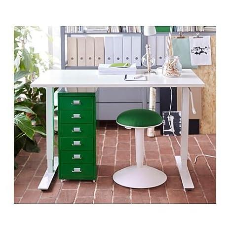Helmer - Cajonera con ruedas, color verde: IKEA of Sweden ...