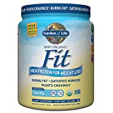 Garden of Life Organic Raw Fit Vanilla 420g Powder