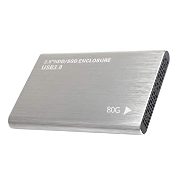 perfk Disco Duro Externo Portátil USB 3.0 Sata HDD de ...