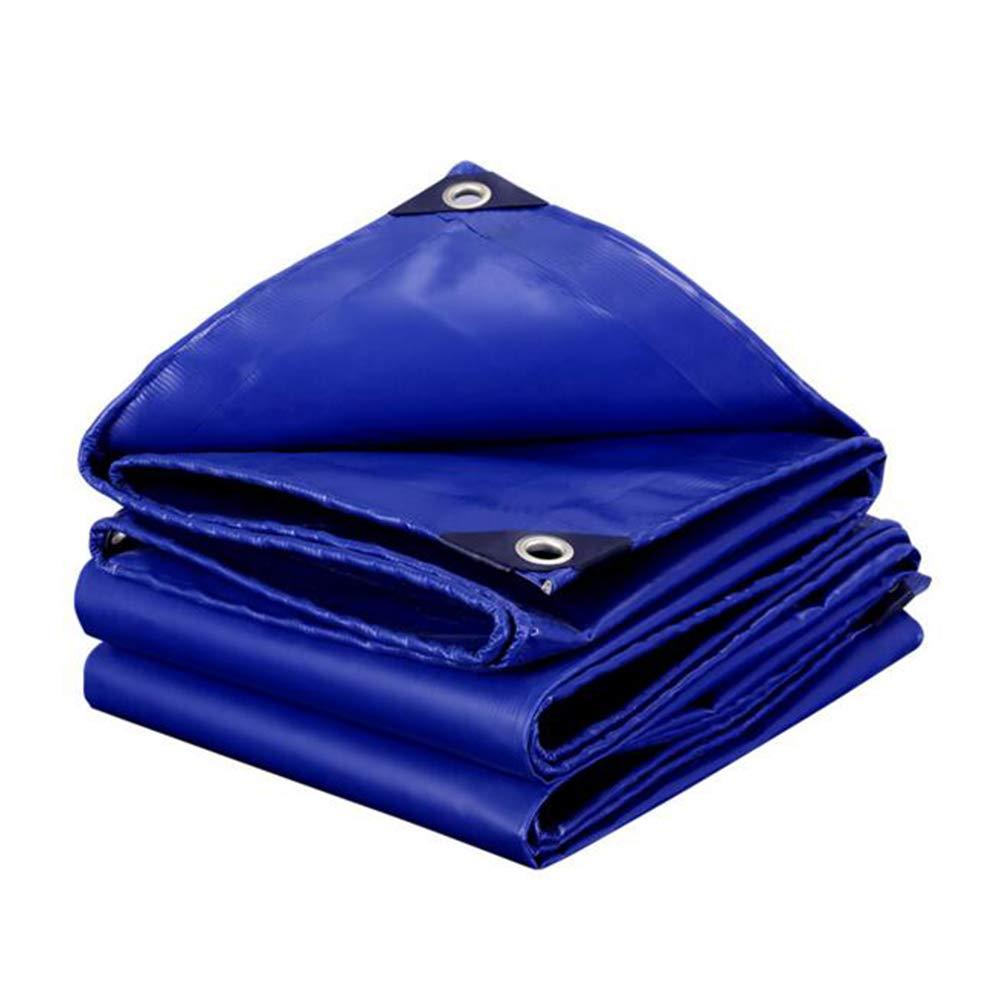 tutto in alta qualità e prezzo basso Dall telone Protezione Solare Solare Solare Impermeabile All'aperto Panno di Pioggia Protezione Solare (colore   Blu, Dimensioni   3×3m)  garantito