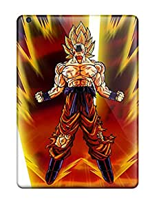 Ipad Air Case Slim [ultra Fit] Dbz Goku Protective Case Cover