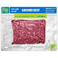 Pre, 92% Lean Ground Beef – Grass-Fed, Grass-Finished, and Pasture-Raised – 16oz.