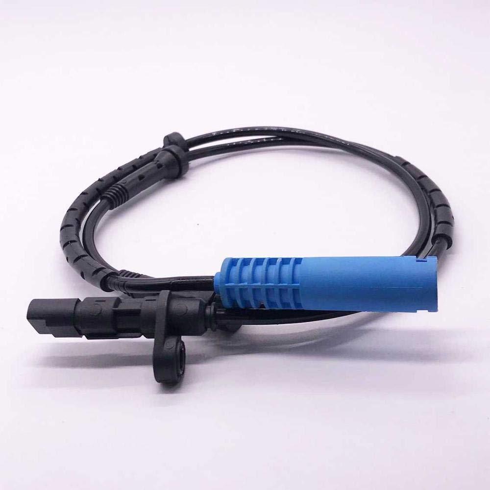 SLONGK Sensore di velocit/à Ruota ABS per BMW 5 Touring E39 1997-2004 Frenatura Antibloccaggio 34526756377 34521165536