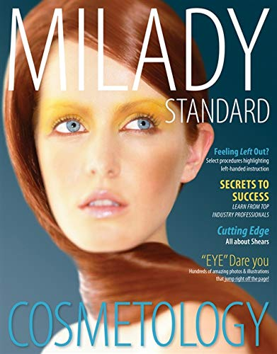 - Milady Standard Cosmetology 2012 (Milady's Standard Cosmetology)