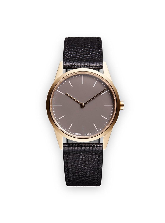 Uniform Wares Damen-Armbanduhr C33_SGO_W1_CRG_BLK_1618S_01