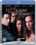 I Still Know What You Did Last Summer [Blu-ray] [2008] [Region Free]