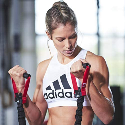 Barry adoptar Oxidado  Adidas Level 3 Resistance Power Tube : Exercise Bands : Sports & Outdoors -  Amazon.com