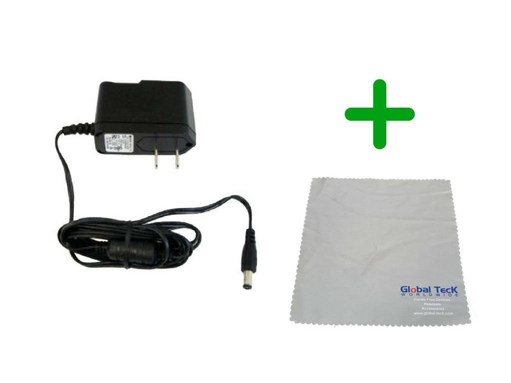 Yealink PS5V600US Power Supply 5V 0.6A | for T40G,T23G,T21,T21P,T21P-E2,T19,T19P,T19P-E2,W52P,W52H with Microfiber Cloth #YEA-PS5V600US-B