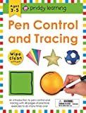 img - for Wipe Clean Workbook: Pen Control and Tracing (enclosed spiral binding) (Wipe Clean Learning Books) book / textbook / text book