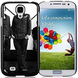 Beautiful Designed Cover Case With K S Choise Bald Chain Band Beard For Samsung Galaxy S4 I9500 i337 M919 i545 r970 l720 Phone Case