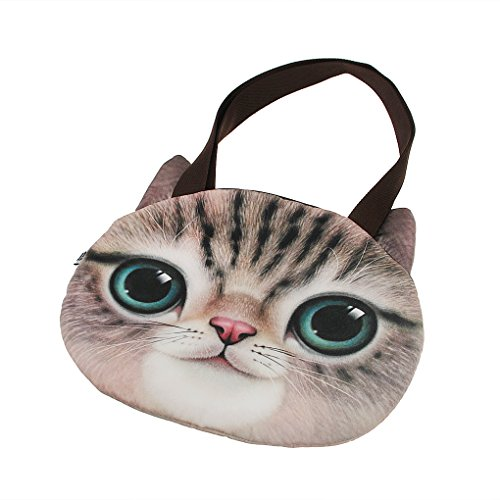 Forme bandoulière 4 Pour Shopping Unique Fille Mignon de LY Marron Sacs Chat Cool Sac 4 à Couleur tqnZ74Y7E