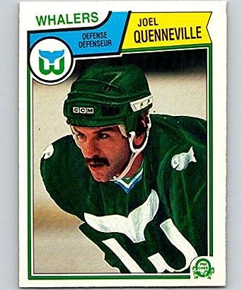 097451b92 1983-84 O-Pee-Chee Hockey Card  145 Joel Quenneville Hartford Whalers